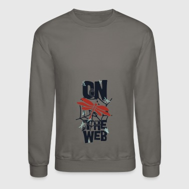 on the web - Crewneck Sweatshirt