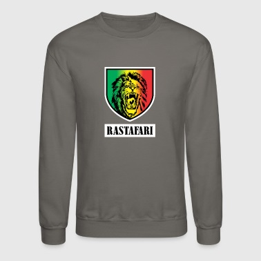 Rasta RASTA COLORS GRADIENT BADGE - Crewneck Sweatshirt
