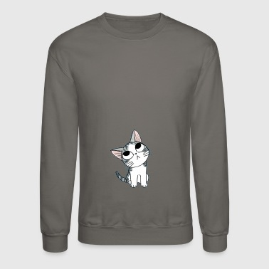 Kitten Cute Kitten - Crewneck Sweatshirt