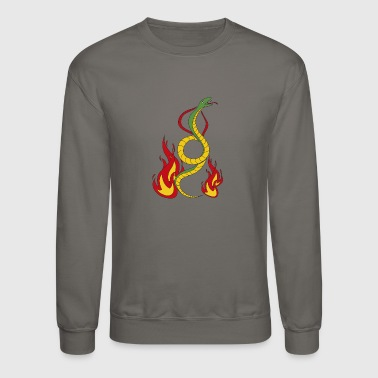 serpent - Crewneck Sweatshirt