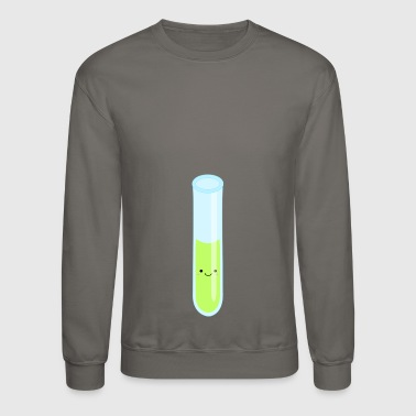 test tube - Crewneck Sweatshirt