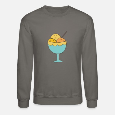 Ice Cream ice cream - Crewneck Sweatshirt
