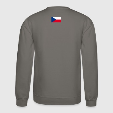 Czech Republic Flag - Crewneck Sweatshirt