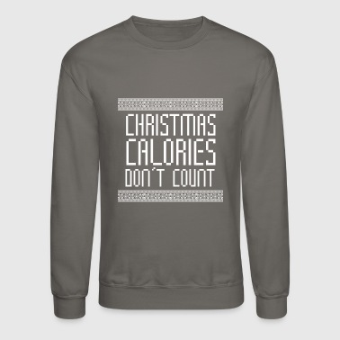 Christmas Calories - Crewneck Sweatshirt