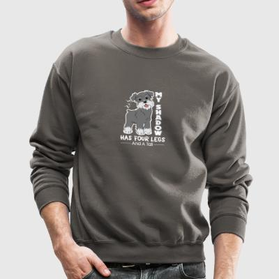 Mini Schnauzer T Shirt - Crewneck Sweatshirt