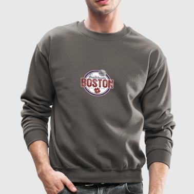 BOSTON MASS T-SHIRT - Crewneck Sweatshirt