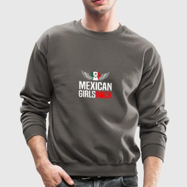 MEXICAN GIRLS ROCK - Crewneck Sweatshirt