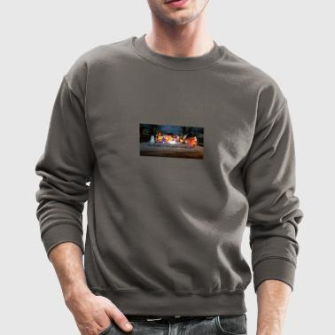 PH FAMILY HOLIDAY DISPLAY - Crewneck Sweatshirt