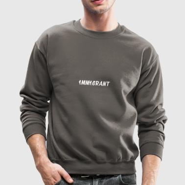 1MM1GRANT White - Crewneck Sweatshirt