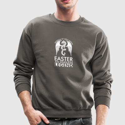 Kingdom Of Great Britain Easter An Endless Legend - Crewneck Sweatshirt
