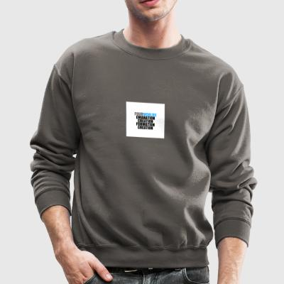 Four Worlds and the process of creation. - Crewneck Sweatshirt