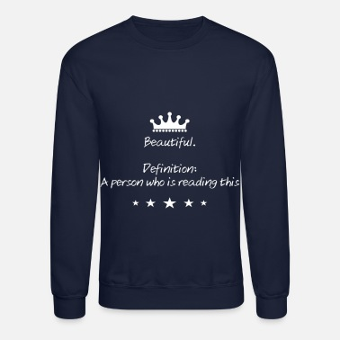 Beautiful Beautiful - Unisex Crewneck Sweatshirt