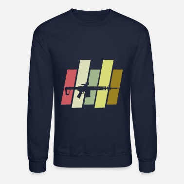 M16 Weapons M16 - Crewneck Sweatshirt
