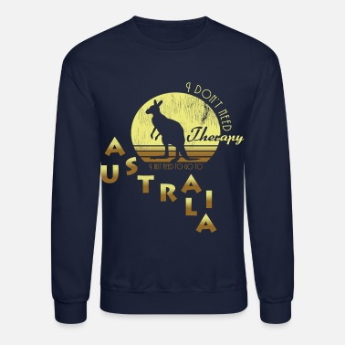 Australia Australia Day Celebration - Unisex Crewneck Sweatshirt