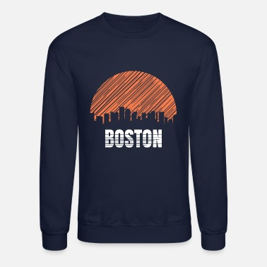 Boston Boston - Unisex Crewneck Sweatshirt