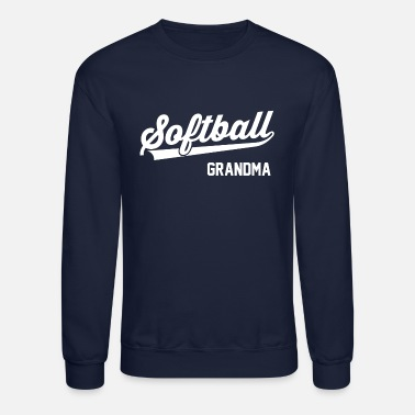 Softball Grandma Softball Grandma - Unisex Crewneck Sweatshirt