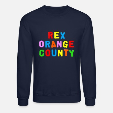 Orange Rex Orange County - Unisex Crewneck Sweatshirt