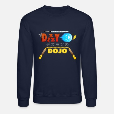Brick-layer Dezzy D's Dojo - Crewneck Sweatshirt