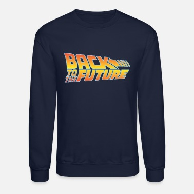 Back To The Future Back to the Future - Crewneck Sweatshirt