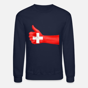 Switzerland switzerland - Crewneck Sweatshirt