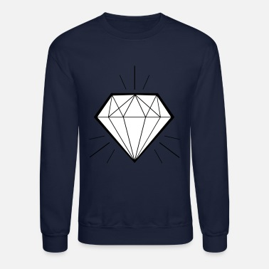 Bling Bling Diamond bling bling - swaggy - Crewneck Sweatshirt