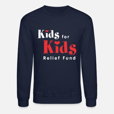 Kidding Kids For Kids - Crewneck Sweatshirt