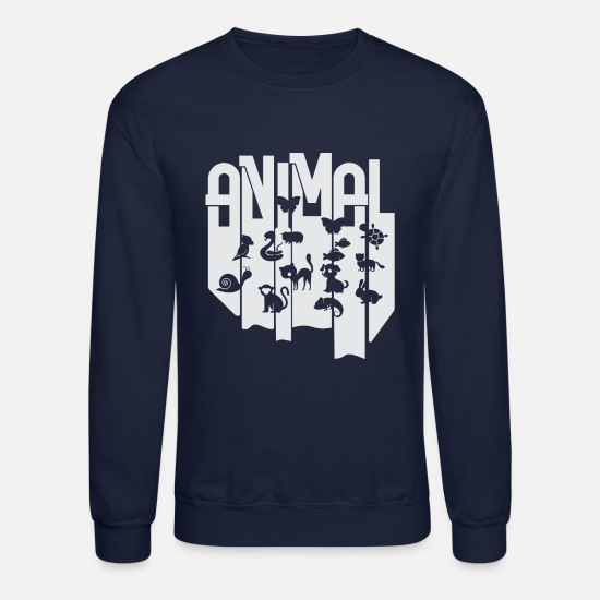 Animal Rights Hoodies & Sweatshirts - Animal Rights Day - Unisex Crewneck Sweatshirt navy