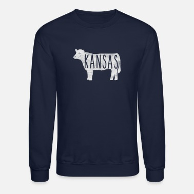 Steer Kansas Steer - Crewneck Sweatshirt