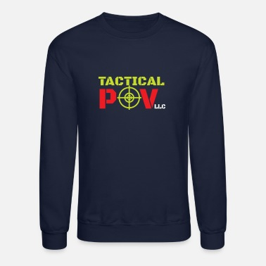 Physical Condition Tactical POV llc - Unisex Crewneck Sweatshirt