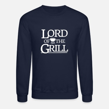 37508002f4839 Lord Of The Grill - Unisex Crewneck Sweatshirt