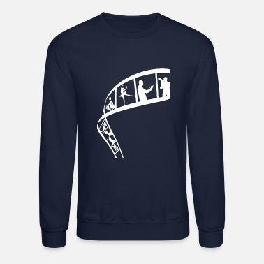 Strip Film Strip - Crewneck Sweatshirt