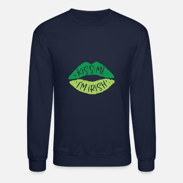 Beer Funny Irish Quote St Patricks Day Design - Unisex Crewneck Sweatshirt
