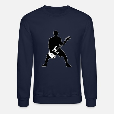 E Bass bass player - Unisex Crewneck Sweatshirt