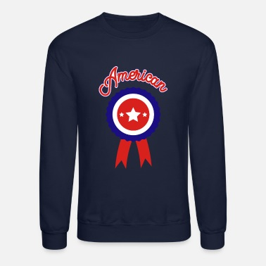 American Icon July 4th American Icon - Crewneck Sweatshirt