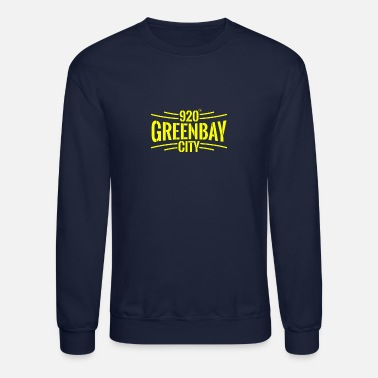 Greenbay 920 GREENBAY CITY - Unisex Crewneck Sweatshirt