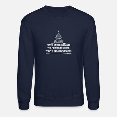Large Large Groups - Unisex Crewneck Sweatshirt