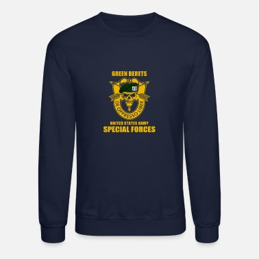 Special Forces SPECIAL FORCES GROUP AIRBORNE MILITARY - Crewneck Sweatshirt