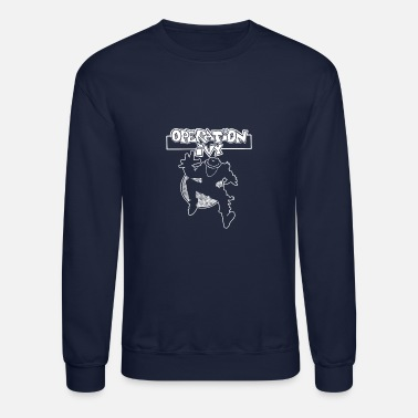 Ivy Operation Ivy Ska Man Guy Official Merchandise Gif - Unisex Crewneck Sweatshirt