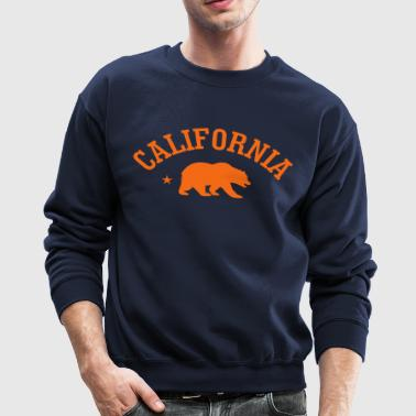 california_bear - Crewneck Sweatshirt