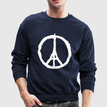 Peace Paris - Crewneck Sweatshirt