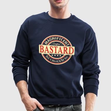 BASTARD label t-shirt - Crewneck Sweatshirt