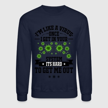 Virus - Crewneck Sweatshirt