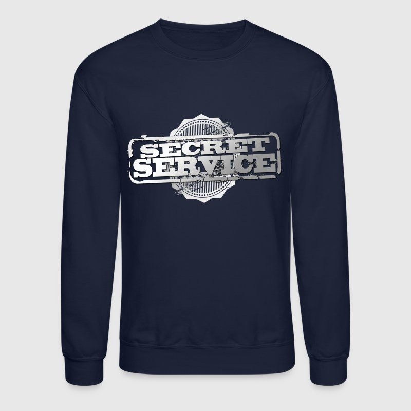 secret service - Crewneck Sweatshirt