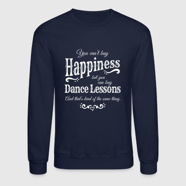 Dance Dance Mom Dance Lessons for dark - Crewneck Sweatshirt
