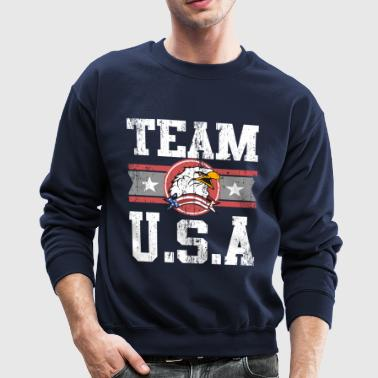 Team USA - Crewneck Sweatshirt