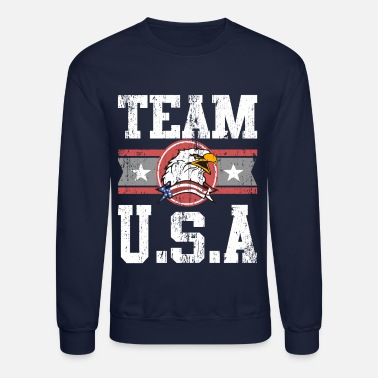 Team Usa Team USA - Crewneck Sweatshirt
