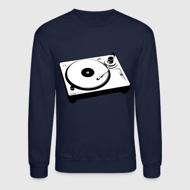 Dj turntable - Crewneck Sweatshirt