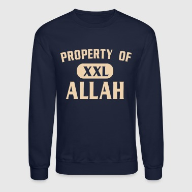 Property of Allah - Crewneck Sweatshirt
