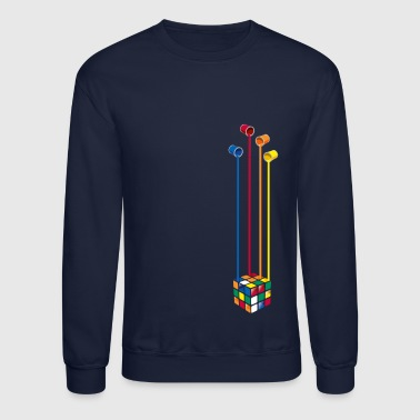 Paint Cube - Crewneck Sweatshirt