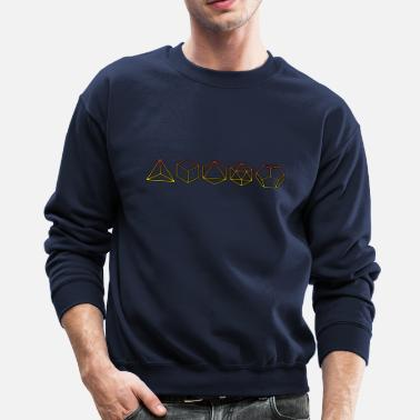 Platonic Solids Platonic Solids  - Crewneck Sweatshirt